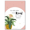 Productafbeelding You were born te be real